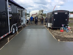 commercial concrete contracting Edmonton