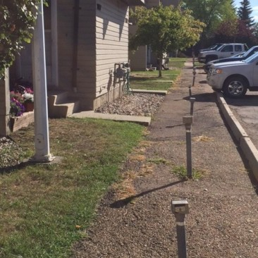 Another concrete company sidewalk repair Edmonton AB