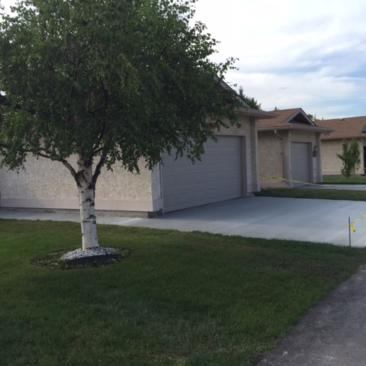 concrete driveways edmonton and sherwood park